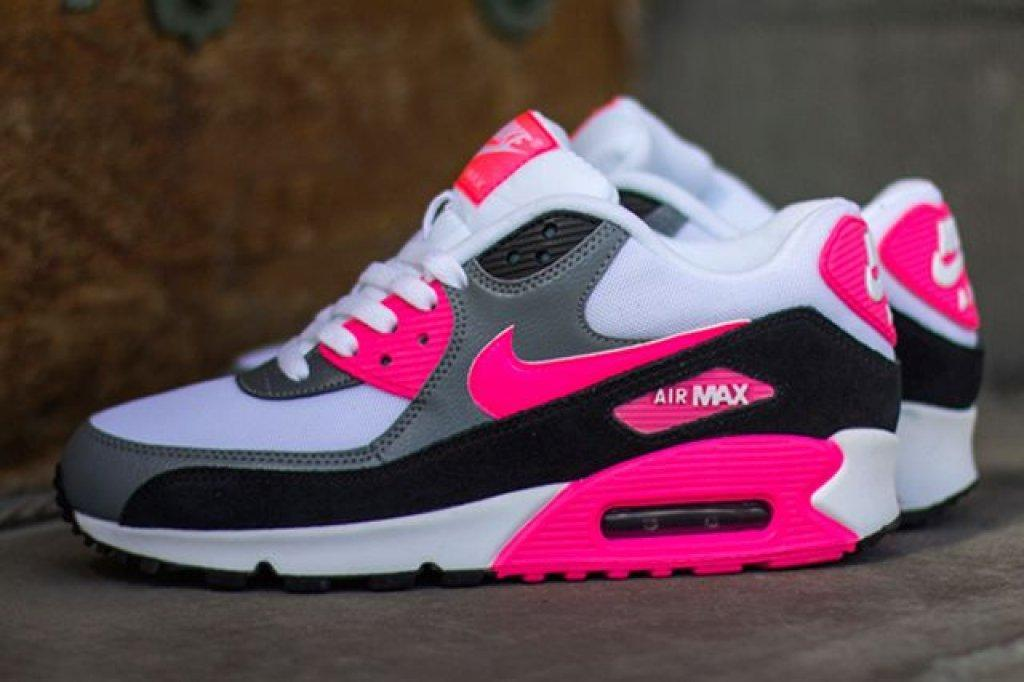 hot sale online 10eee 7f7be air max nere e fucsia