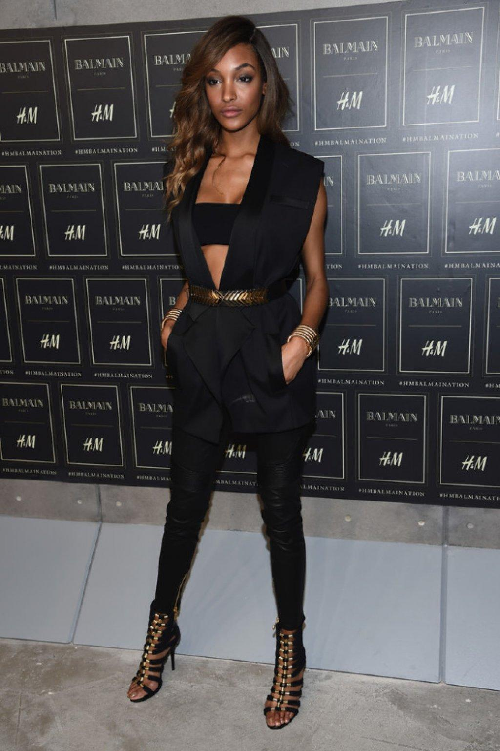 The-BALMAIN-X-HM-Collection-Launch1