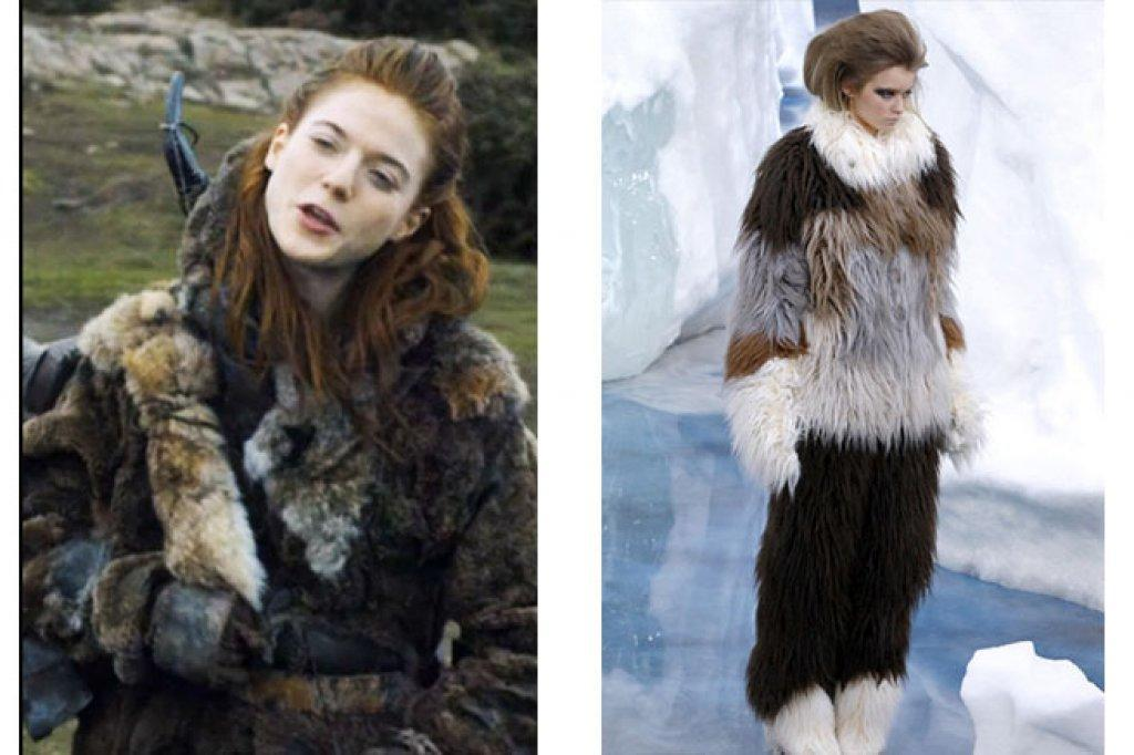 Ygritte X Chanel