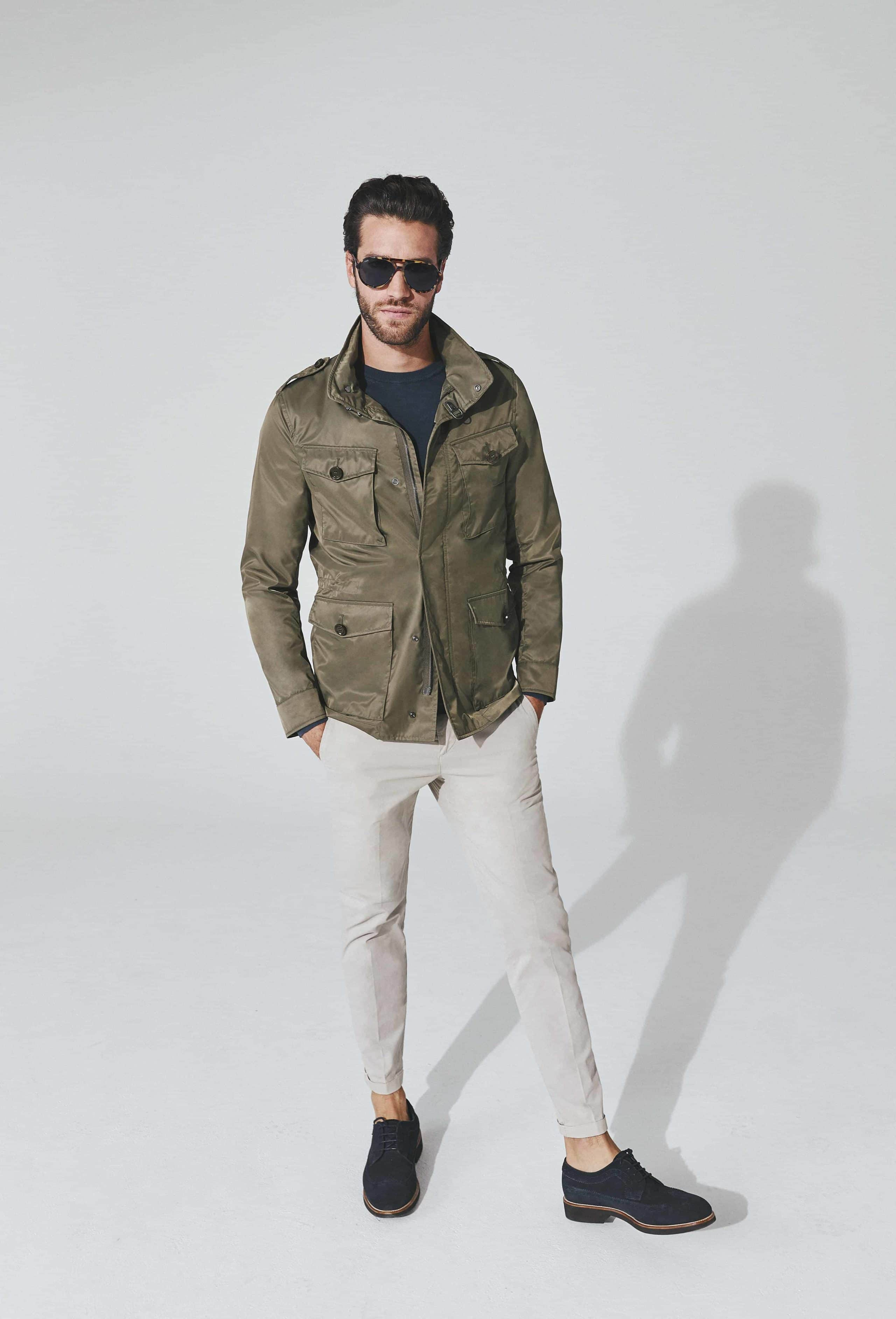 Field Jacket: da giacca military a irrinunciabile must have